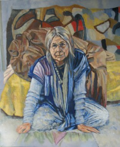Öl auf Leinwand, 70 x 50 cm, 2009