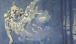 Öl auf Leinwand, 40 x 60 cm, 2008