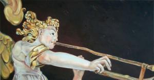 Öl auf Leinwand, 70 x 120cm, 2009